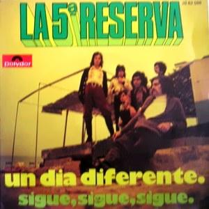 5ª Reserva, La - Polydor20 62 088