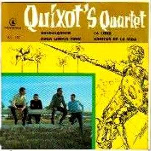 Quixot´s Quartet - Happyband HA-100