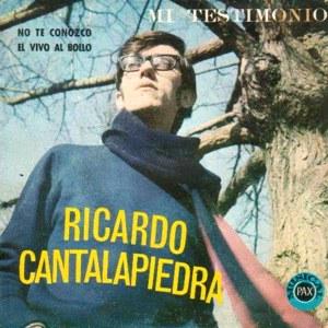 Cantalapiedra, Ricardo - Discoteca PAXW-006