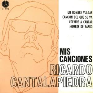Cantalapiedra, Ricardo - Discoteca PAXC-3118