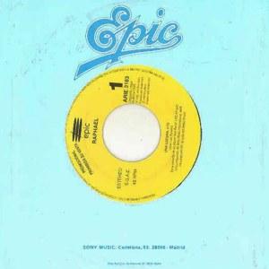 Raphael - Epic (CBS)ARIE-3183