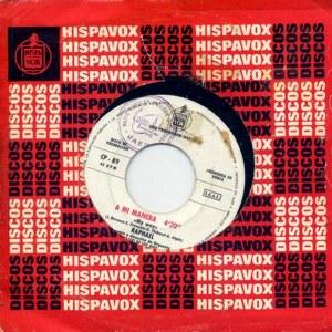 Raphael - HispavoxCP- 89