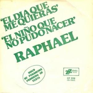 Raphael - HispavoxCP-228