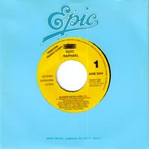 Raphael - Epic (CBS)ARIE-3244