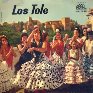 Tole, Los - Regal (EMI) SEDL 19.275