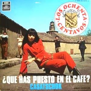 Ochenta Centavos, Los - Regal (EMI)J 006-20.074