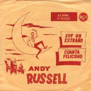 Russell, Andy - RCA 3-12050