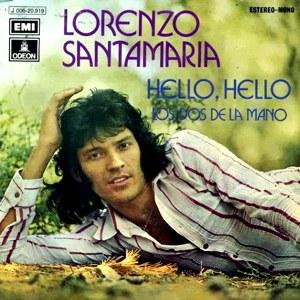 Santamaría, Lorenzo - Odeon (EMI)J 006-20.919