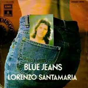 Santamaría, Lorenzo - Odeon (EMI)J 006-21.118