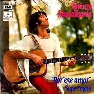 Santamaría, Lorenzo - Odeon (EMI)J 006-20.989