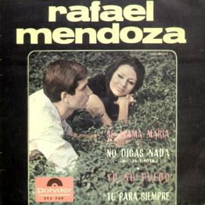 Rafael Mendoza - Polydor293 FEP