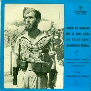 Banda De Música De La Academia Auxiliar Militar - ColumbiaECGE 71102