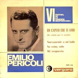 Pericoli, Emilio