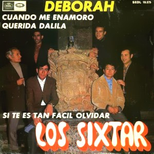 Sixtar, Los - Regal (EMI) SEDL 19.575