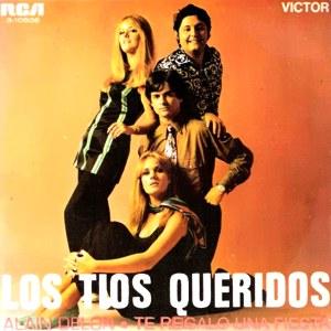 Tíos Queridos, Los - RCA3-10506