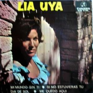 Uya, Lia - ColumbiaSCGE 81006