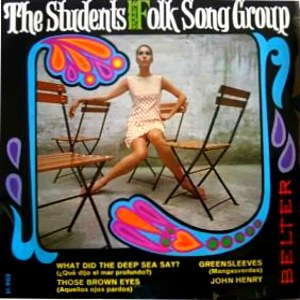 Students Folk Song Group, The - Belter 51.903