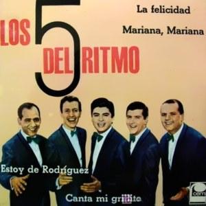 Cinco Del Ritmo, Los - CEMCEM-3.005
