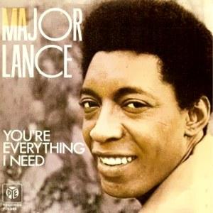 Lance, Major