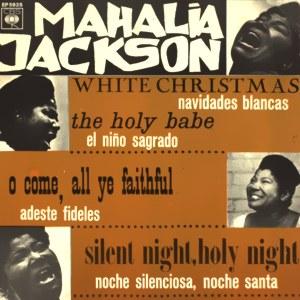 Jackson, Mahalia - CBSEP 5925