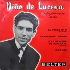 Niño De Lucena - Belter50.932