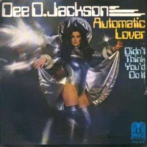 Jackson, Dee D. - Sauce (Belter)BSS-013