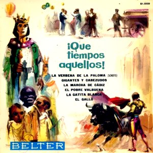 Música de Organillo - Belter51.009