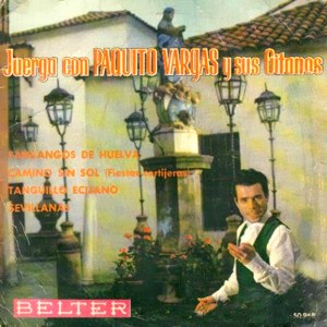 Vargas, Paquito - Belter50.968