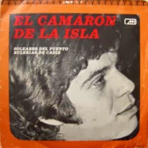 Camarón De La Isla, El - Music Hall80-MH-908