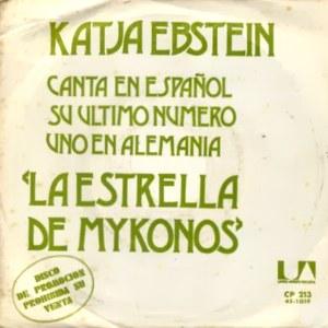 Ebstein, Katja - HispavoxCP-213