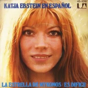 Ebstein, Katja - Hispavox45-1018