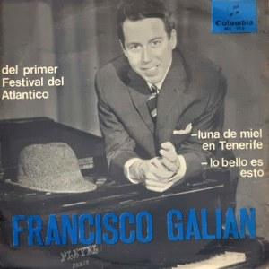 Galián, Francisco - ColumbiaME 252