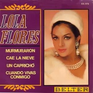 Flores, Lola - Belter52.173