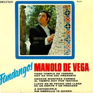 Vega, Manolo De - Belter52.413
