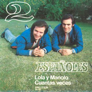 Dos Españoles, Los (2) - Belter08.298