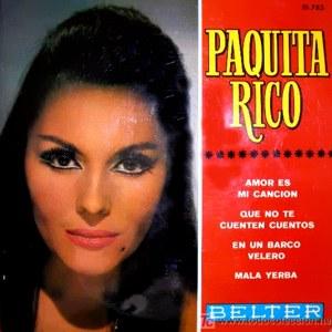 Rico, Paquita - Belter51.783