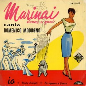 Modugno, Domenico - TelefunkenTFK-51057