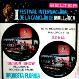 Varios - Pop Español 60' - Belter51.421