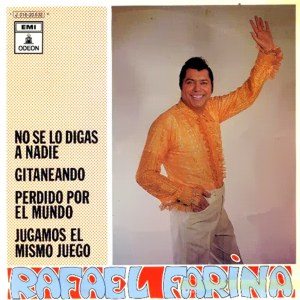 Farina, Rafael - Odeon (EMI)J 016-20.632