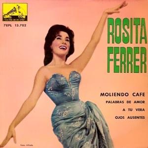 Ferrer, Rosita - La Voz De Su Amo (EMI)7EPL 13.702