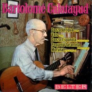 Calatayud, Bartolomé - Belter51.014