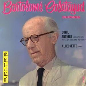 Calatayud, Bartolomé - Belter51.020