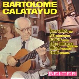 Calatayud, Bartolomé - Belter51.018