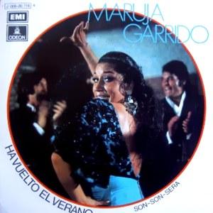 Garrido, Maruja - Odeon (EMI)J 006-20.718
