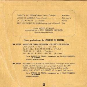 Imperio De Triana - TelefunkenTFK-95026