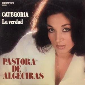 Algeciras, Pastora De - Belter08.603