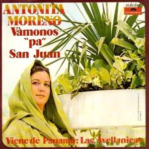 Moreno, Antoñita - Polydor20 62 041