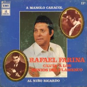 Farina, Rafael - Odeon (EMI)J 006-21.319