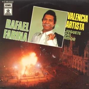 Farina, Rafael - Odeon (EMI)J 006-21.332