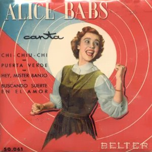Babs, Alice - Belter 50.061